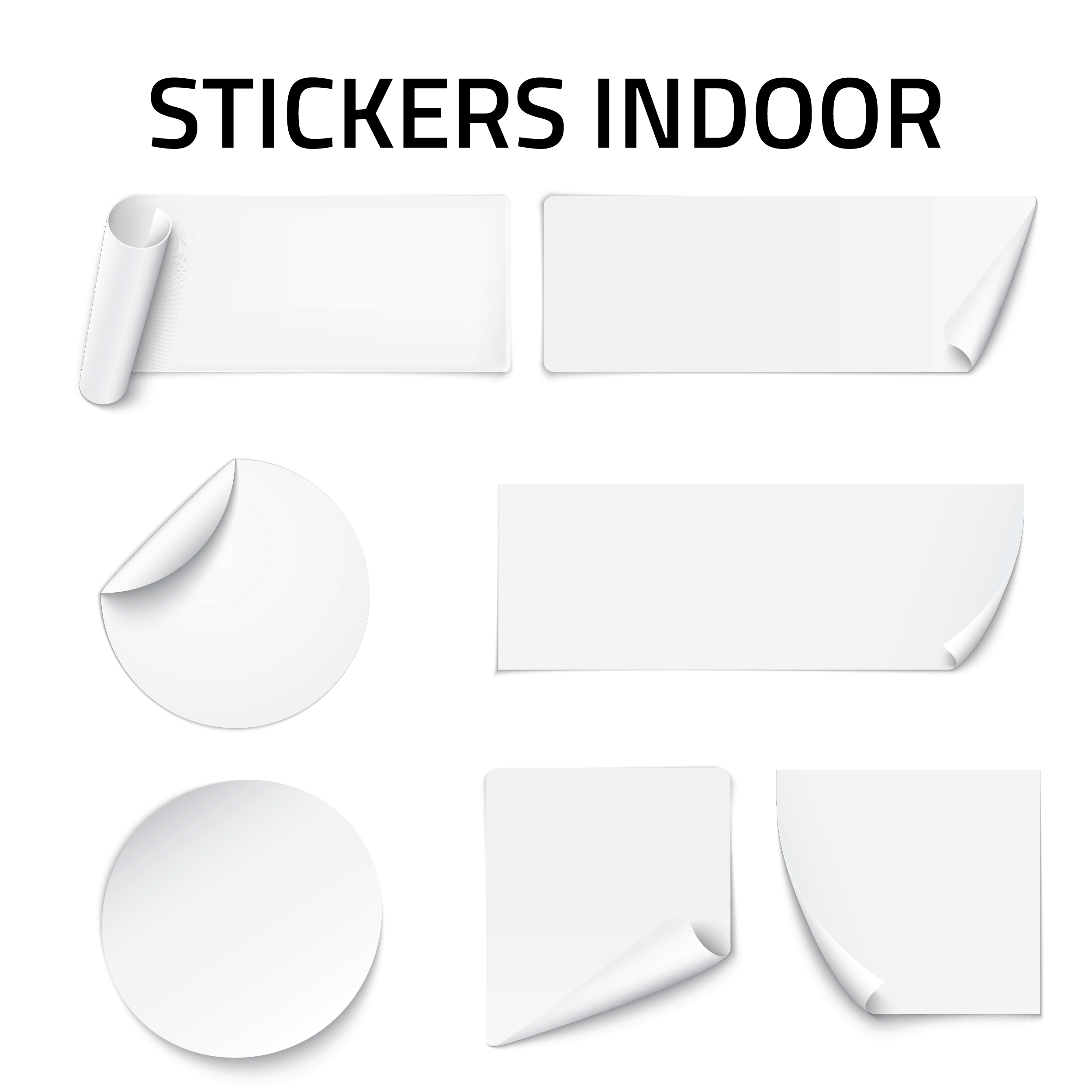 Stickers Indoor