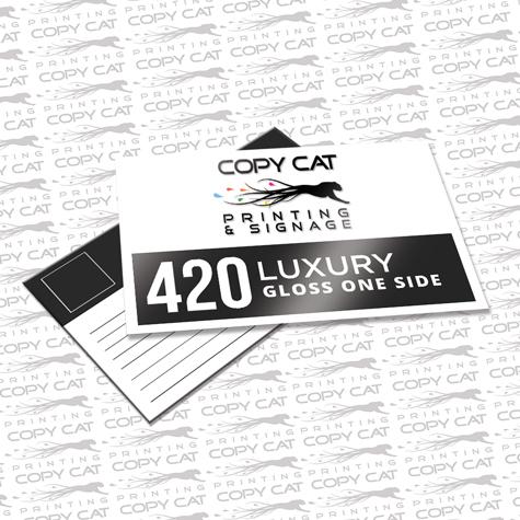 Luxury 420 Gloss One Side