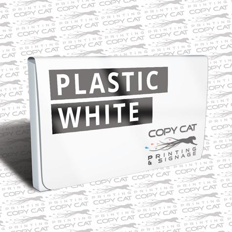 Plastic White