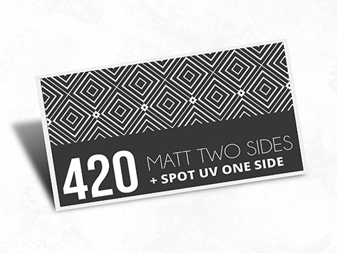 http://shop.copycatprint.com.au/images/products_gallery_images/420_Matt_Two_Sides_Spot_UV_One_Side31.jpg