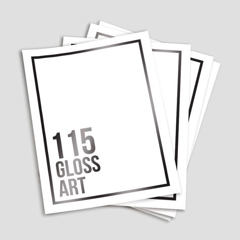 Flyers - 115 Gloss Art