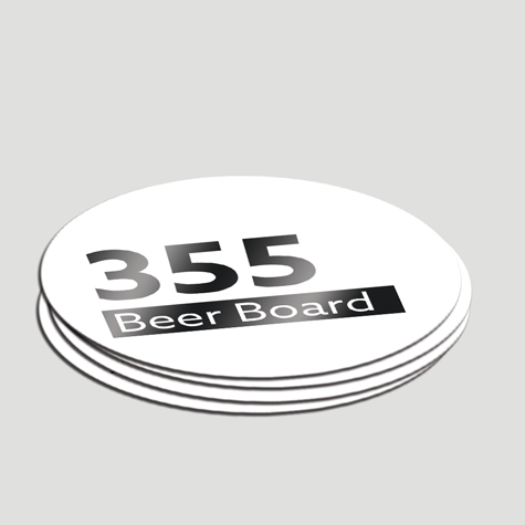355 Beer Board