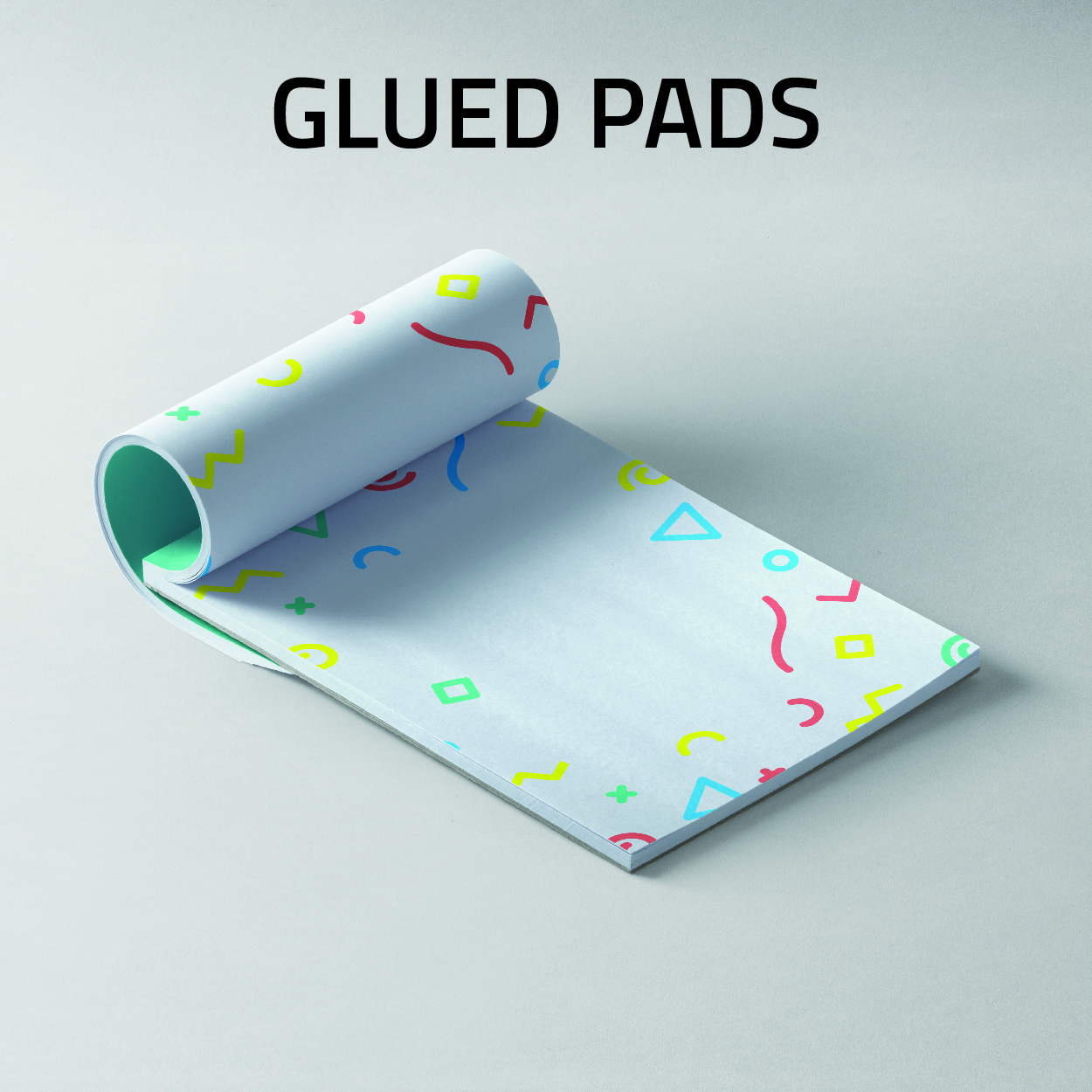 Glued Pads