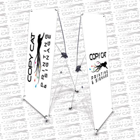 X Banner Set