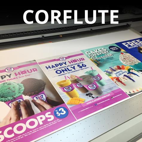 Corflutes